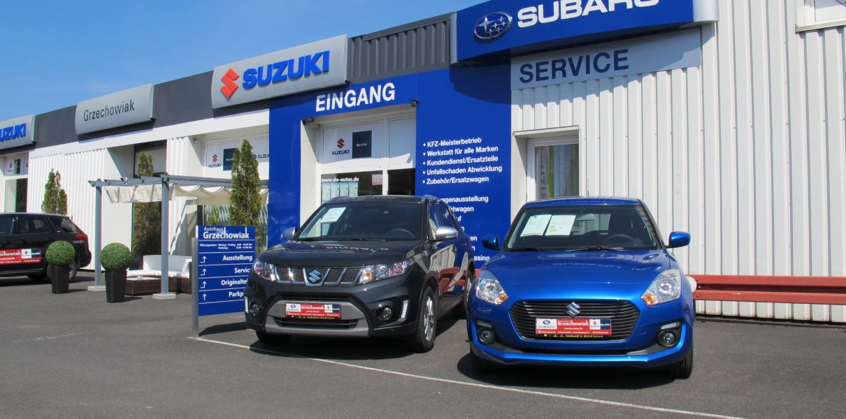 Suzukis Fifty-Fifty Deal